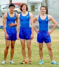 MIchael Najera , Adam Hair , Ryan Cortines- Top Ten Hurdles