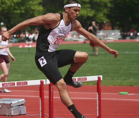 Michael Najera-Top Ten Hurdles